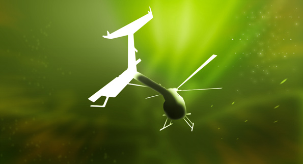 green copter