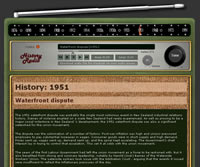 History Radio screenshot - click to open in a new window